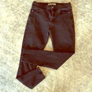 Top shop moto Sidney black jeans